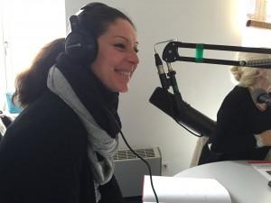 Interview sur Radio Evasion.